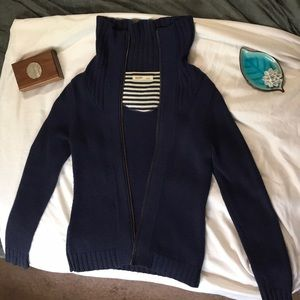 Old Navy zip-up sweater